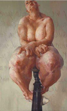 Kūrėja pakeitusi mūsų požiūrį į moterį paveiksle