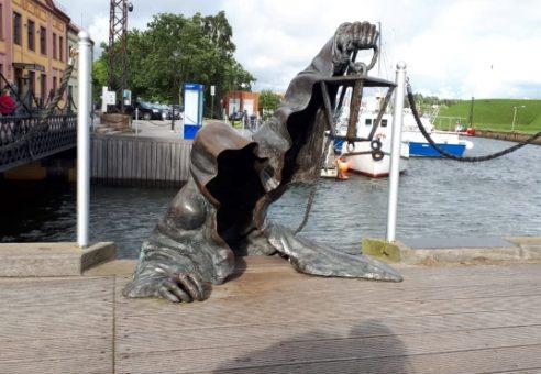 Legendas pasakojančios Klaipėdos miesto skuptūros [FOTO]