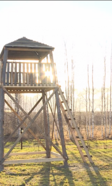 Rusijoje pastatyta Antrojo pasaulinio karo lagerio kopija vaikams
